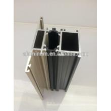 Chinois de bonne qualité fenêtre et porte profilés en aluminium