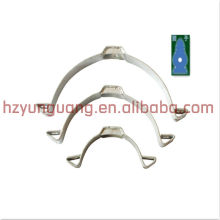 2015 new electric power overhead Line hardware connect fasten construction clamp accessory ear double ear pole clamp