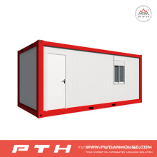 Flat Pack Container House as Prefabricated House Building
