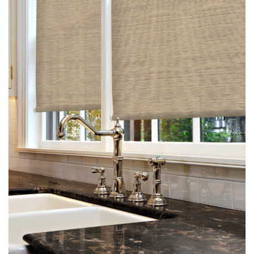Sun blocking Roller shades for windows