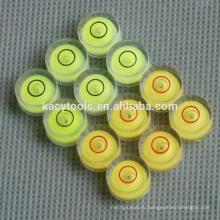 10x6mm мини круглые пузырьковые пузырьки уровня