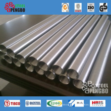 DIN 17456 Hr Seamless Stainless Steel Pipe