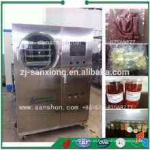 Laboratorio de liofilizador de alimentos