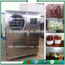 Laboratório de liofilizador alimentar