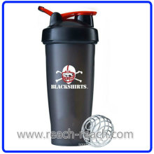 600ml Plastic Protein Shaker Cup (R-S074)