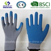 Gants en latex, gants de travail de sécurité (SL-R505)