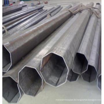 Octagnal Steel Pipe Speziell geformtes Stahlrohr