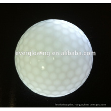 multi color glow golf balls hot sell 2017 for night playing