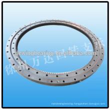 environmental protection machine used Light Type Slewing Ring Bearing
