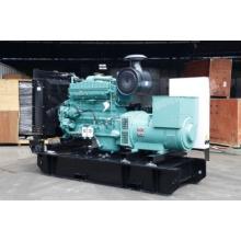 Резервный комплект генератора 400kw/CUMMINS/, портативный, навес, CUMMINS Двигатель Тепловозный