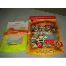 Hot Sale Metalized Bottom Gusset Dog Food Packaging Bag