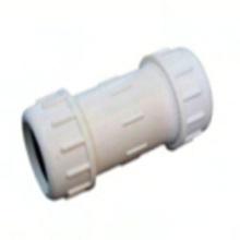 Couplage de tuyauterie en PVC Cap-PVC