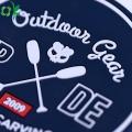 Dessin animé populaire Silicone Cup Coaster pour Voyage