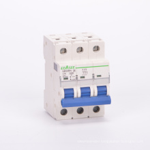 China manufacture wholesale 4 pole 40A AC 60Hz shortcircuit protect MCB
