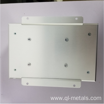Aluminum Bending/Pressing Rivet Sheet Metal Parts Service