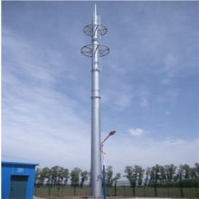 110kv Power Transmission Electrical Steel Pole