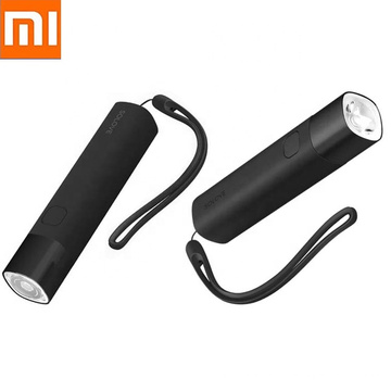 SOLOVE X3 LED Flashlight Rechargeable Multi-function