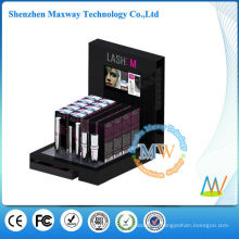 cosmetics retail displays with 7 inch lcd screen