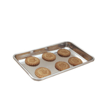1/8 Aluminium Jelly Roll Pan