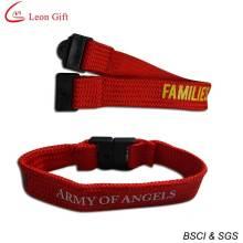 Logo personnalisé pas cher armée bracelet (LM1487)