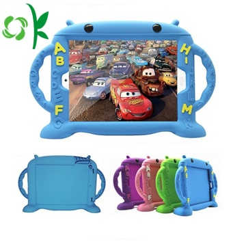 Pegangan Silikon Tablet Case Cover Tablet Ipad Kid