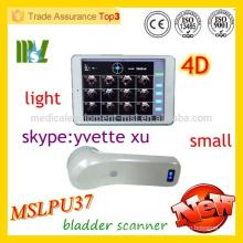 MSLPU37M 4D Scanner de vessie sans fil Scanner à vessie Protable scanner à ultrasons avec iphone / ipad / andriod