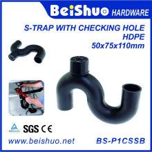 Cheap Price HDPE S-Trap Sewage Fittings