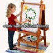 Wood Frame foldable Chalkboard Supplier