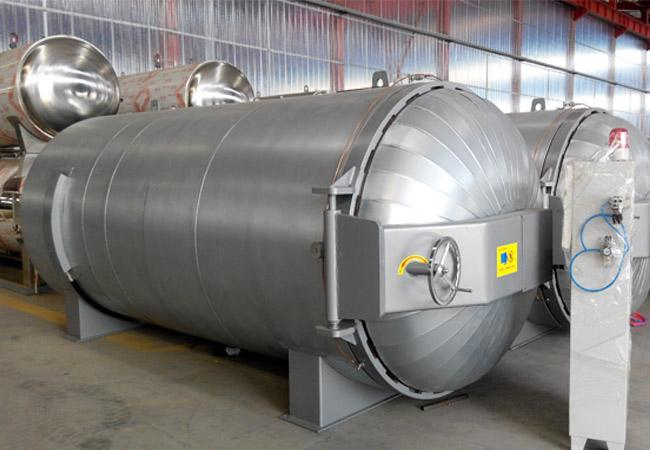 Wood Impregnation Autoclave