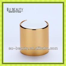 High quality 24mm straight aluminum disc top cap
