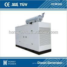 Genset électrique diesel 220kW 60Hz avec fonction ATS