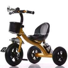 Детский трехколесный велосипед для 2-6 лет старых