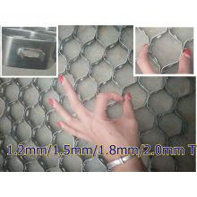 Pitch 2cm-6cm Hex Metal