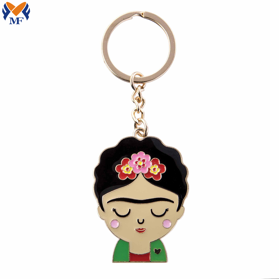 Metal Fashion Keyring