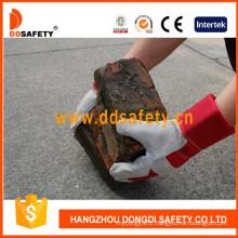 Cow Split Leather Work Glove Pass Ce Dlc211