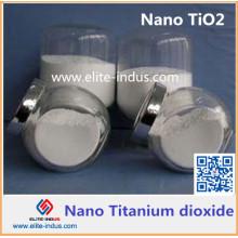 China Nanopartículas de la mejor calidad de 5nm 10nm dióxido de titanio