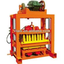 QTJ4-40B bloque de hormigón que forma la máquina, máquina de fabricación de ladrillos