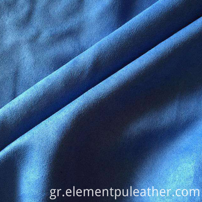 Microfiber Suede Leather