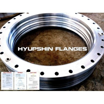 UNI Lapped PN16 A105 Carbon Steel Flange
