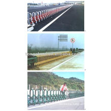 Highway fence--stainless steel