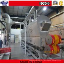 Máquina de sequía de la cama flúida vibrante del fosfato de potasio