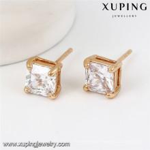 90846 Xuping cheap wholesale fancy new model stud earring