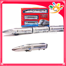 B/O Railway high speed train toy, toy electric train with light and music