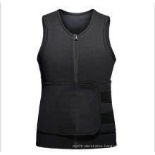 Fitness Tracksuit Custom Weight Loss Slimming 1 Pcs Men Sauna Suit