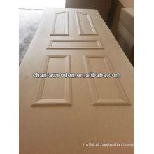 HDF / MDF moldado porta pele com muitos designes