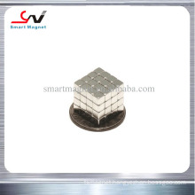 hot sale rare earth super strong neodymium cube magnet