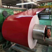 Color Coated PPGI Galvanized Steel Coils