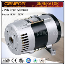 100% alternateur de fil de cuivre pour moteur diesel, compresseur à air