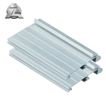 high hardness 6063 t5 silver aluminum garage door threshold