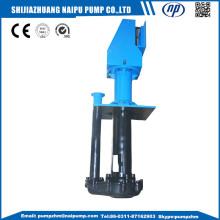 Vertikale Kreiselpumpe für Gummiauskleidungen